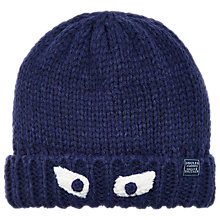 Buy Little Joule Children's Chummy Character Beanie Hat, Multi Online at johnlewis.com