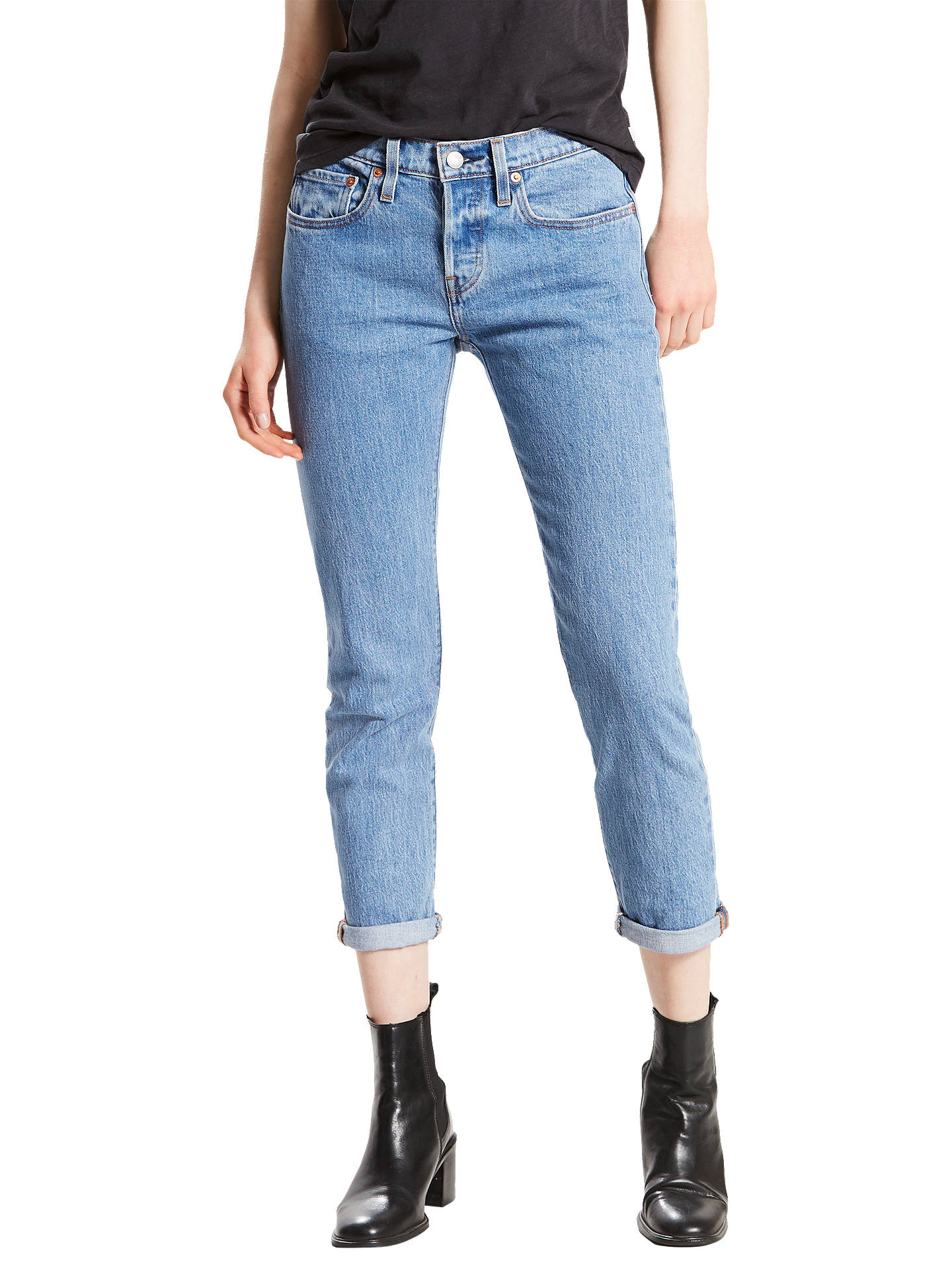 61223a03955c Buy Levi s 501 Mid Rise Tapered Jeans