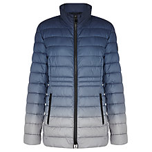 Buy Gerry Weber Ombre Quilted Jacket Online at johnlewis.com