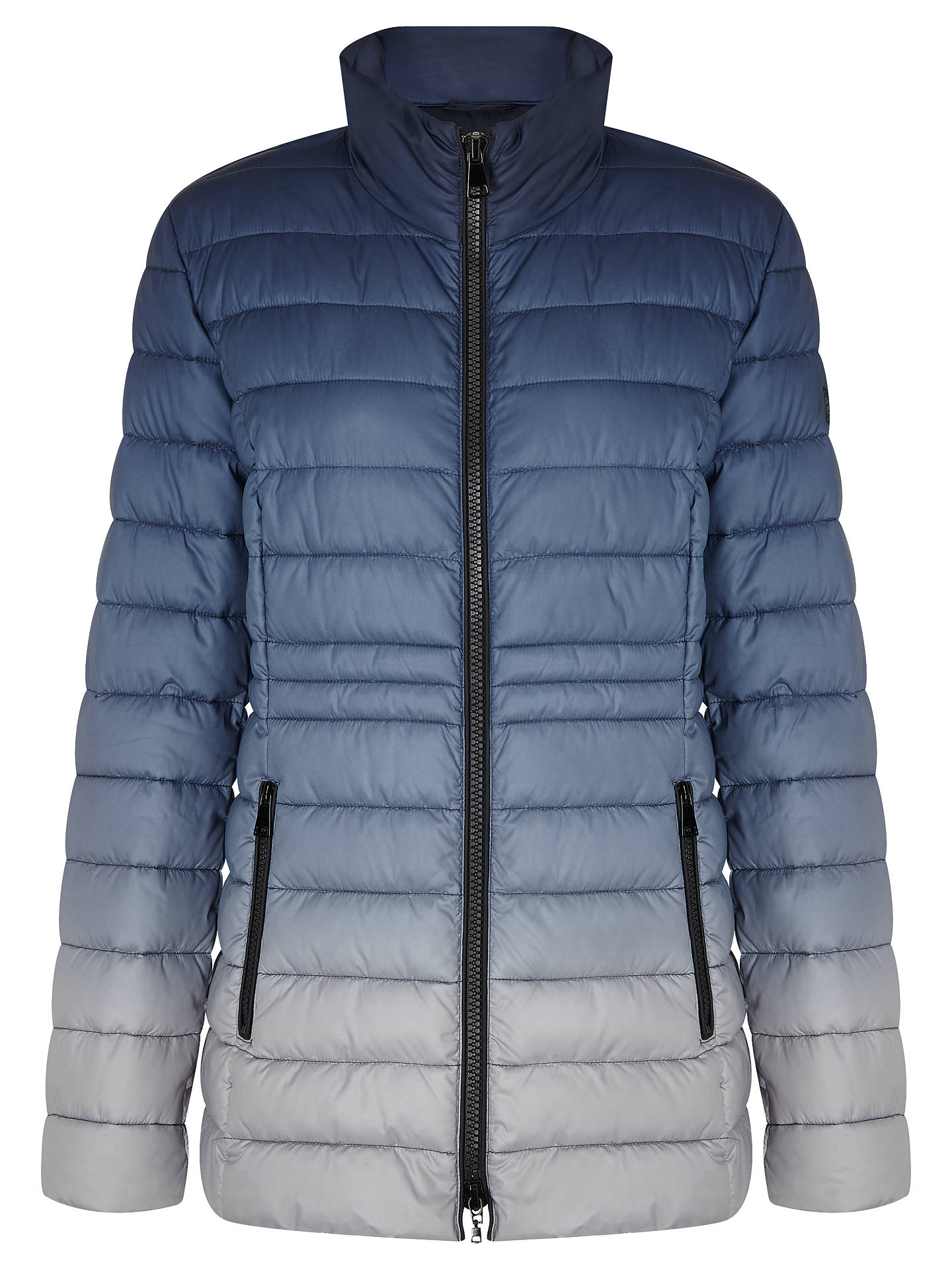 4a14b65afc89 Gerry Weber Ombre Quilted Jacket at John Lewis   Partners