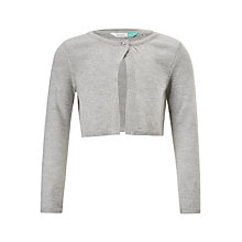 Buy John Lewis Girls' Party Shrug Online at johnlewis.com