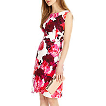 Buy Phase Eight Alice Floral Print Dress, Multi Online at johnlewis.com