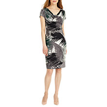 Buy Phase Eight St Louis Fern Print Dress, Multi Online at johnlewis.com