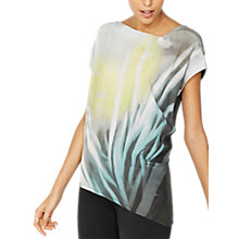 Buy Mint Velvet Fawn Print Oversized T-Shirt, Multi Online at johnlewis.com