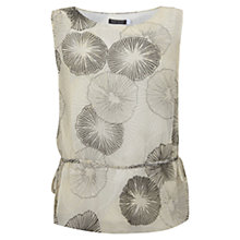 Buy Mint Velvet Emilia Print Tabard Top, Multi Online at johnlewis.com