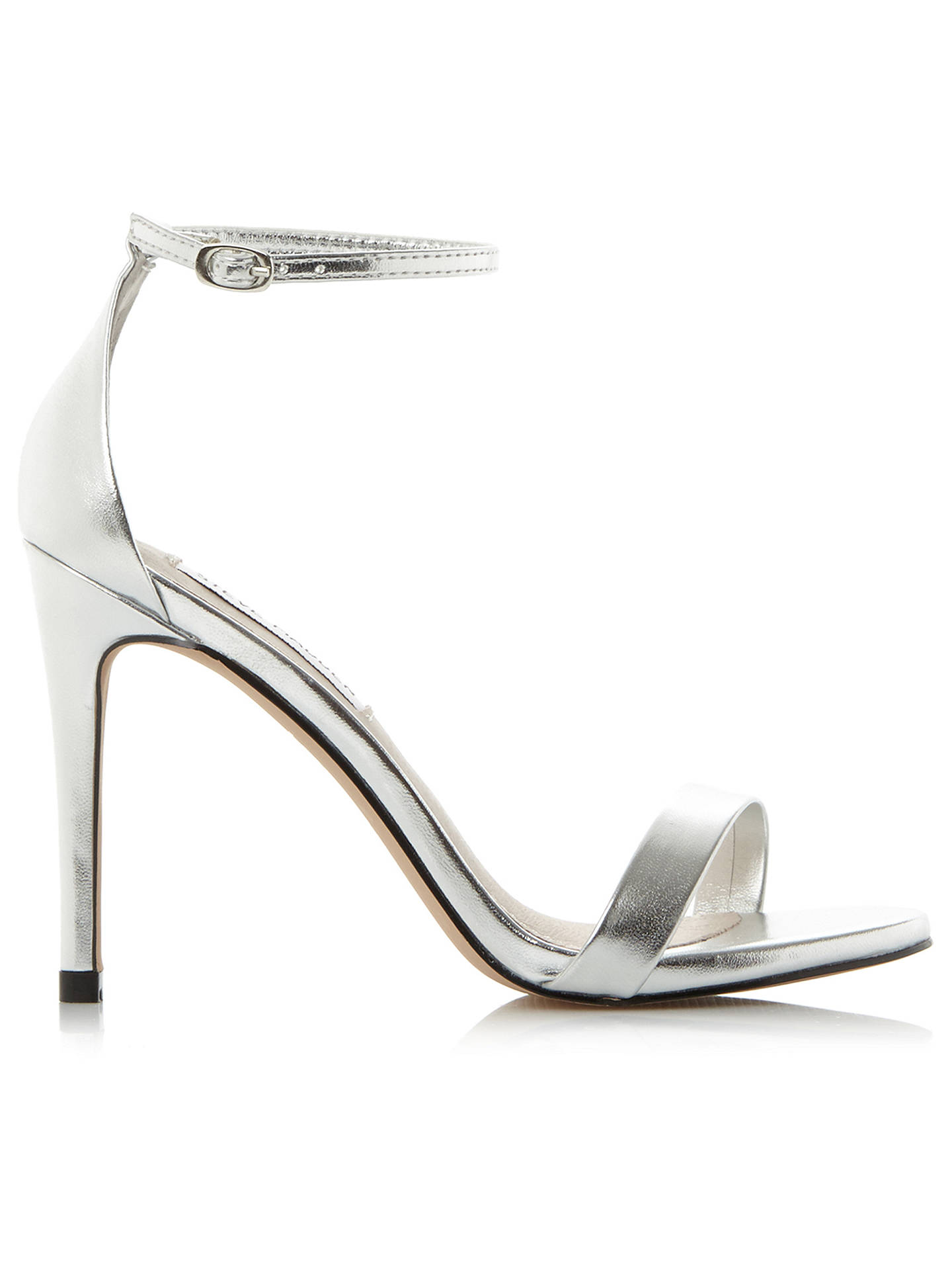 8fa1d831070 Steve Madden Stecy Stiletto Sandals at John Lewis   Partners