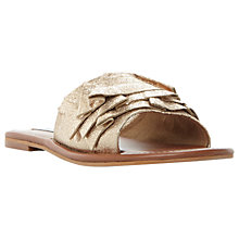 Buy Steve Madden Get Down Slider Sandals Online at johnlewis.com
