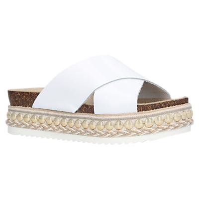 be5e81c52854 Carvela Kake Flatform Slider Sandals