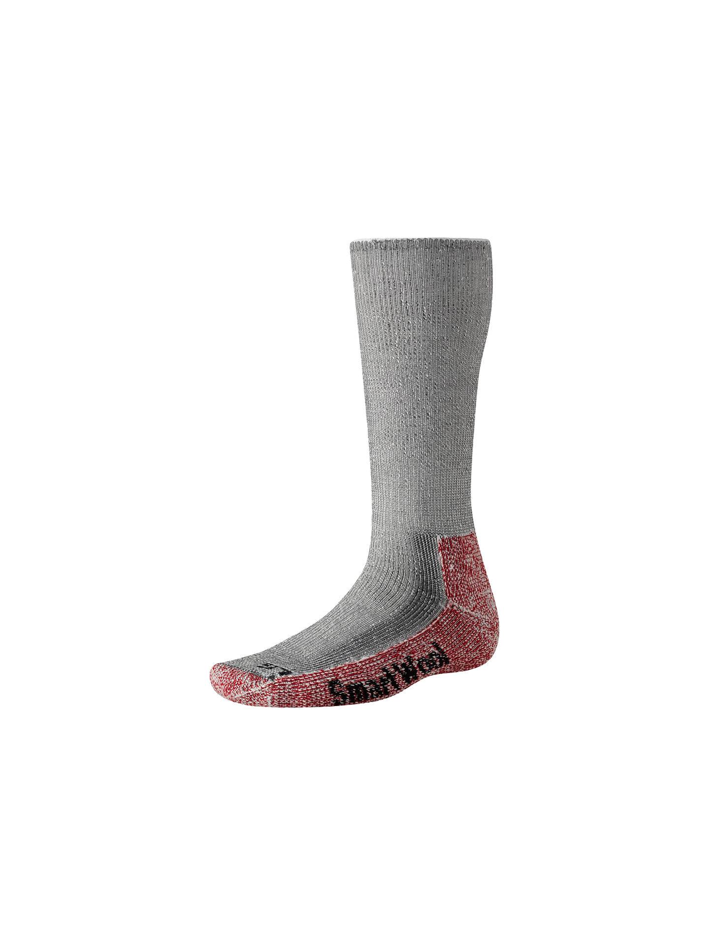 f9a3cda59 SmartWool Merino Wool Trekking Extra Heavy Crew Socks, Grey