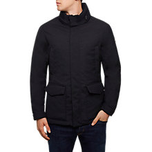 Buy Hackett London Finsbury Field Jacket, Navy Online at johnlewis.com