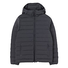 Buy J.Lindeberg Down Hooded Padded Jacket Online at johnlewis.com