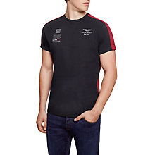 Buy Hackett London Aston Martin T-Shirt Online at johnlewis.com