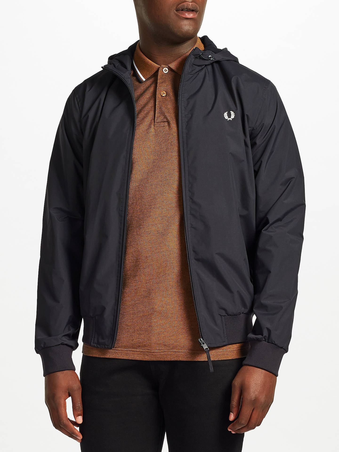 4765640a9 Buy Fred Perry Hooded Brentham Jacket