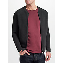 Buy J.Lindeberg Trust Zip Jacket, Anthracite Online at johnlewis.com