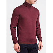 Buy Gant Merino Turtleneck Jumper Online at johnlewis.com