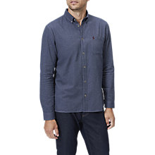 Buy Joules Barbrook Long Sleeve Shirt, Navy Online at johnlewis.com