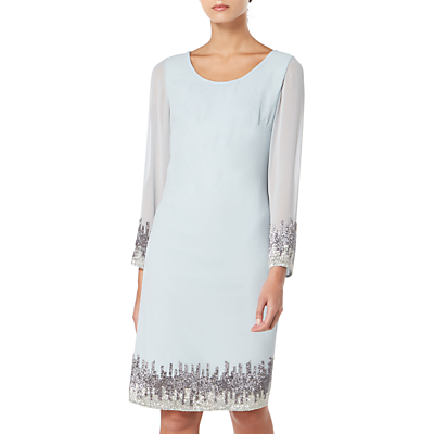 Raishma Vertical Embellished Tunic Dress