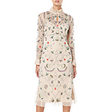 Buy Raishma Floral Frill Dress Online at johnlewis.com