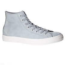 Buy Converse Chuck Taylor All Star Nubuck Hi-Top Online at johnlewis.com