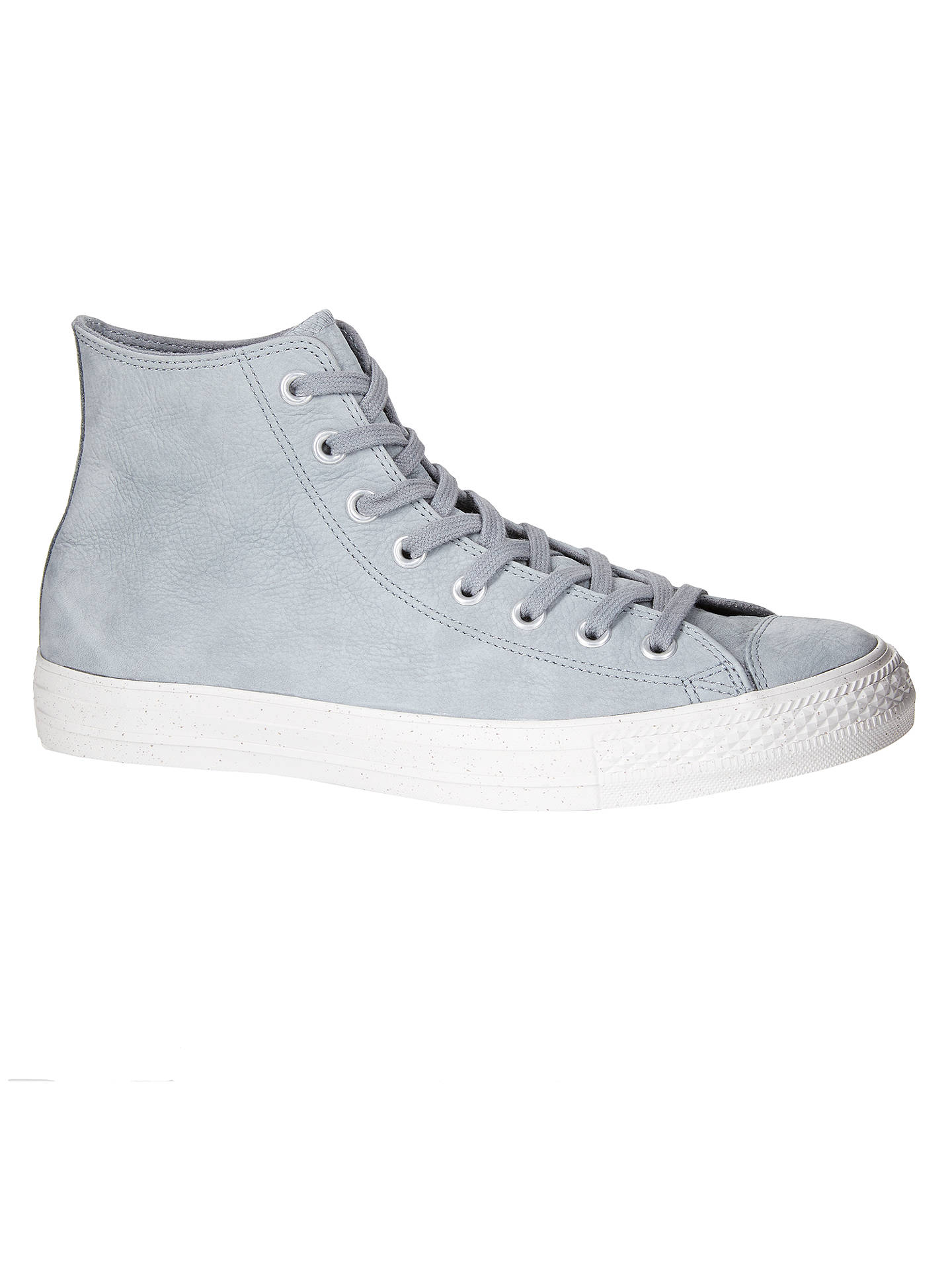 4d247655c48 Converse Chuck Taylor All Star Nubuck Hi-Top at John Lewis   Partners
