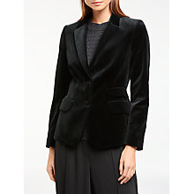 Buy Bruce by Bruce Oldfield Velvet Jacket Online at johnlewis.com