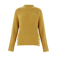 Buy Somerset by Alice Temperley Double Placket Jumper Online at johnlewis.com