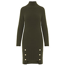 Buy Somerset by Alice Temperley Double Placket Knitted Tunic Dress Online at johnlewis.com
