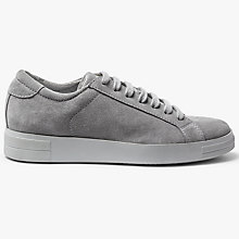 Buy Kin by John Lewis Edvina Lace Up Trainers, Grey Online at johnlewis.com