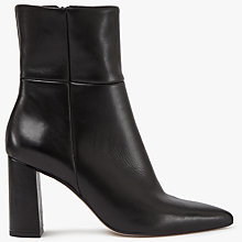Buy Kin by John Lewis Ove Block Heeled Ankle Boots Online at johnlewis.com