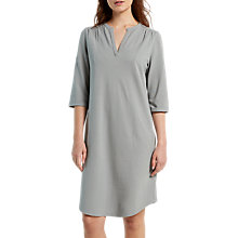 Buy White Stuff Grace Shirt Dress, Soft Khaki Online at johnlewis.com