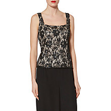 Buy Gina Bacconi Sequin Lace Cami Online at johnlewis.com