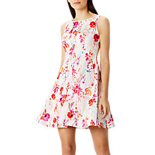 Buy Coast Carla Cotton Dress, Multi Online at johnlewis.com