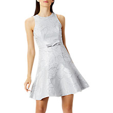 Buy Coast Francesca Dress, Silver Online at johnlewis.com