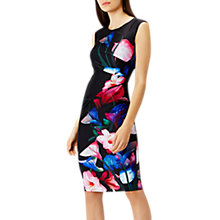 Buy Coast Ana Clara Jersey Dress, Multi Online at johnlewis.com