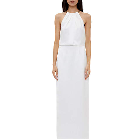 Buy Ted Baker Angeli Chain Maxi Dress Online at johnlewis.com