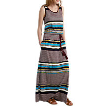 Buy White Stuff Stripe Summer Fun Maxi Dress, Multi Online at johnlewis.com