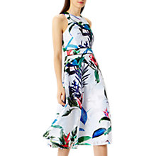 Buy Coast Botanico Full Midi Dress, Multi Online at johnlewis.com