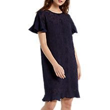 Buy White Stuff Juliette Dress, Slate Grey Online at johnlewis.com