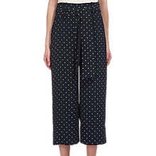 Buy Whistles Spot Crop Trousers, Multi Online at johnlewis.com