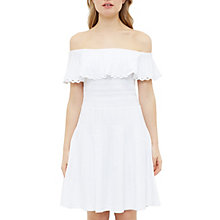 Buy Ted Baker Dilpree Off Shoulder Skater Dress Online at johnlewis.com