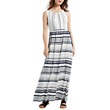 Buy White Stuff Laura Jersey Maxi Dress, Multi Online at johnlewis.com