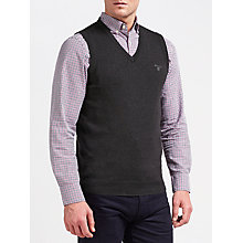 Buy Gant Lightweight Cotton Tank Top Online at johnlewis.com