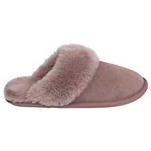 Buy Just Sheepskin Duchess Mule Slippers Online at johnlewis.com