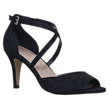Buy Carvela Koko Cross Strap Heeled Sandals Online at johnlewis.com