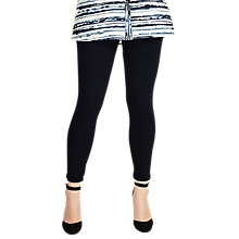 Buy Studio 8 Jamie Jeggings, Black Online at johnlewis.com