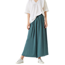 Buy Jigsaw Crocus Drape Trousers Online at johnlewis.com