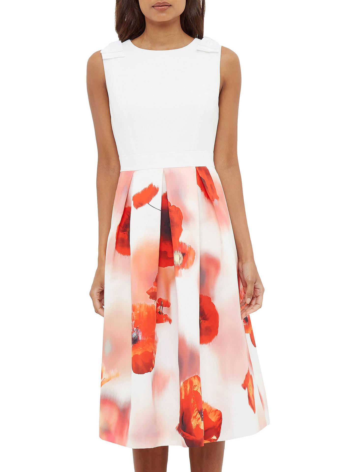 5a15c109a Buy Ted Baker Micla Playful Poppy Bow Dress