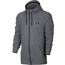 Buy Nike Sportswear Modern Hoodie, Grey Online at johnlewis.com