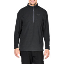 Buy Jack Wolfskin Arco Men's Fleece Pullover Online at johnlewis.com