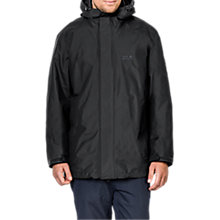 Buy Jack Wolfskin Iceland 3-in-1 Waterproof Men's Jacket, Black Online at johnlewis.com